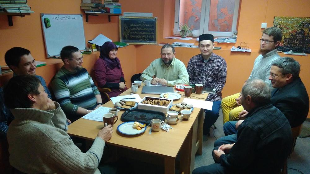 Заседание муфтията ДУМ РБ